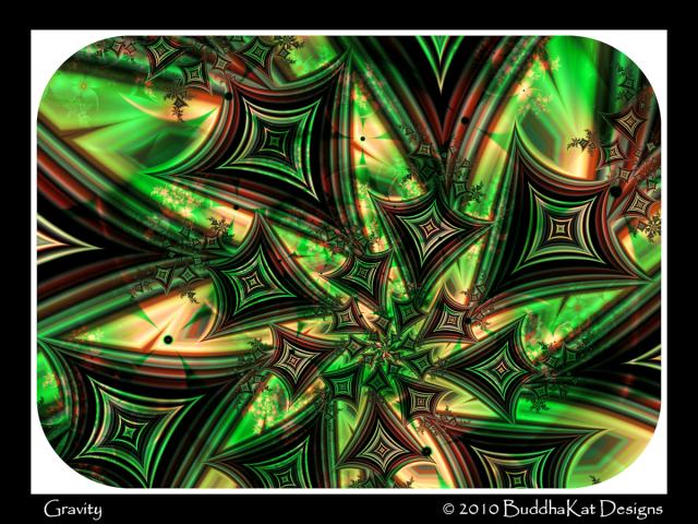 gravity -WP - spirale de fleurs white-0830-005