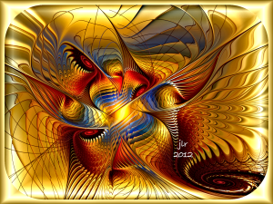 GOLDEN DANCING DRAGON