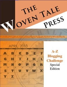 A Woven Tale Press #3
